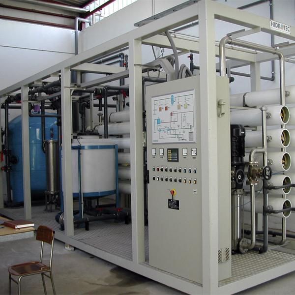 Equipo de smosis compacto tr bol qu mica for Equipo de osmosis